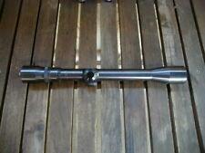 Weaver Marksman Rifle Scope 3X-9X Duplex Crosshair Steel Usa