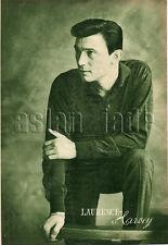 1960, Laurence Harvey  Japan Vintage Clippings 2es9