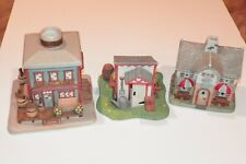 Partylite Candle Coffee Shop Garden Shed & General Store