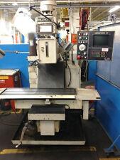 16 X 32 Milltronics Partner Iv Cnc Vertical Machining Center 28027