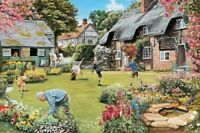 1000 Pieces Jigsaw Puzzle A Cottage Garden - Brand New