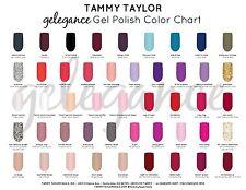 Tammy Taylor Nails -  Manicure & Pedicure SOAK-OFF GEL NAIL POLISH