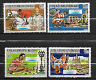 Madagascar : 1987 Olympic Games Barcelona 92 New ( MNH ) set 4 items
