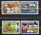 Madagascar : 1987 Olympic Games Barcelona 92 New ( MNH ) set 4 items