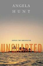 Uncharted, Hunt, Angela, Good Condition, Book