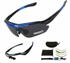 Polarized Cycling Sunglasses Outdoor Sports Bicycle Glasses Men Women Goggles