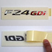 NEW Hyundai Sonata F24 GDI Genuine Emblem YF i45 Trunk Logo Korea Parts 2011+