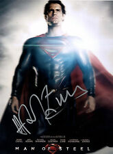 Hans Zimmer Autographed 8 x 10 Man of Steel Promo Poster Photo Composer COA