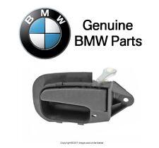 NEW OEM BMW E36 Z3 1996-2002 Front Driver Left Black Inside Door Handle Genuine