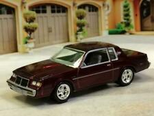 1987 87 Buick Regal T-Type 3.8 SFI Turbo Sport Coupe 1/64 Scale Limited Edit M7