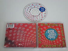 BOOM CRASH OPERA/THESE HERE ARE CRAZY TIME(GIANT-WARNER 7599-26160-2) CD ALBUM