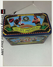 Essendon 1993 AFL Premiership Commemorative Metal Card Tin Set ( 21 Metal Cards)