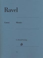 Henle Urtext Ravel Miroirs
