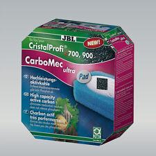 Jbl cristalprofi CarboMec muy pad E401 E700 E701 E900 E901 Carbón Activado