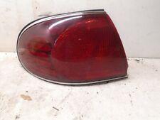 2000-2005 Buick Lesabre Left Tail Light Quarter Panel Mounted 16530243