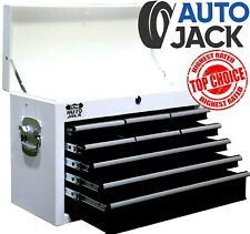 Autojack Tool Chest 9 Drawer Roll Cab Top Box Cabinet Heavy Duty Storage Unit