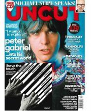 Uncut Magazine September 2020 - Featuring Peter Gabriel