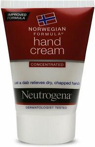 Neutrogena Norwegian Formula Hand Cream, 56 Gm Free Shipping