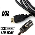 10ft PREMIUM HDMI CABLE for BLURAY 3D DVD PS3 HDTV XBOX LCD HD TV 1080P PLASMA