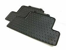 Genuine Mini Rear Floor Matts All Weather Rubber PN: 51472231961  UK