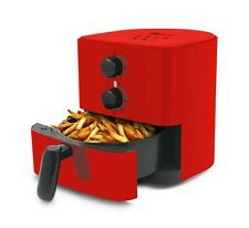 BRANDNEW!!! Elite Gourmet 1Qt Air Fryer, Red (FREE SHIPPING)