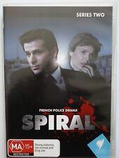 Spiral - Series 2  DVD [French Police Drama] 2008
