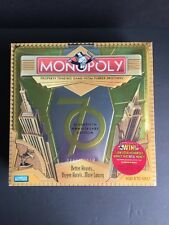 Parker Brothers Monopoly Game 70th Anniversary Edition Board Game In Tin Box