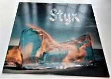 Styx Equinox 1975 A&M 4559 Rock 33rpm Vinyl LP Strong VG