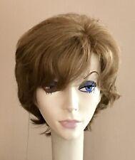 NWT! JACQUELYN Wig HUMAN HAIR Blend SANDRA 14 Honey Blonde Monotop
