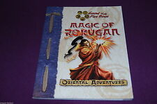 D20 SYSTEM L5R ROKUGAN JDR Jeu de Role - Magic of Rokugan - Neuf