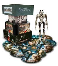 BATTLESTAR GALACTICA: THE COMPLETE 2004 SERIES (+ COLLECTIBLE CYLON) (BOXS (DVD)