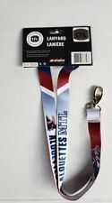Montreal Alouettes - CFL Football Licensed Safety Pull Away Lanyard S