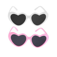 """2pcs Stylish Glasses Sunglasses for 18"""" AG American Doll Clothes Accessories"""