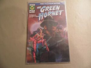 Green Hornet Volume 2 #12 (Now Comics 1992) Free Domestic Shipping