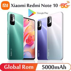 6.5inch Xiaomi Redmi Note 10 5G Phone Dimensity 700 4GB+128GB 5000mAh Global Rom
