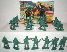 Mars 32009. 1/32 Army of South Vietnam (ARVN). Vietnam War. Plastic toy soldiers