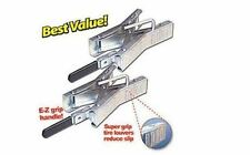 """RV Trailer 5th wheel One Piece Stabilizer Chock collap. to 1.1/2. expands to 5""""H"""