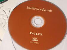 Failer by Kathleen Edwards (CD, Jan-2003, Zoë Records)Disc Only 20-96
