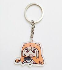 Himouto Umaru-Chan Acrylic Strap Keychain Charm ~ SD Umaru #6 Playing PSP HU001