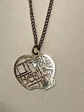 BEATLES LOVE SONGS 77 Japanese Promo Necklace with Card