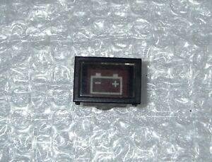 Batterie Lichtscheibe Kontrollleuchte Batteriekontrolle Mercedes Omnibus O 405