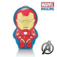 Disney Marvel Avengers Iron Man LED Night Light Book Reading Flash Light Torch