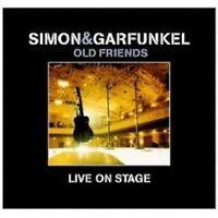 "SIMON & GARFUNKEL ""OLD FRIENDS LIVE ON STAGE"" 2 CD NEU"