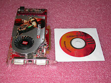 ATI All-In-Wonder Radeon X1800 GTO 256MB GDDR3 PCI-E DVI Video Card & CD DRIVER