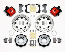 "Wilwood Combination Parking Brake Rear Kit 11.75"" for Ford Fiesta # 140-11900-DR"