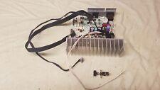 Technics Model SX-EX30 Electronic Organ Parts: Mains Input & Fuse Circuit Board