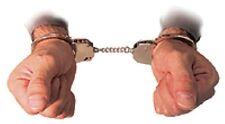 Handcuffs - Magic Accessories - Escape - Stage - Platform - Premium Hand Cuffs