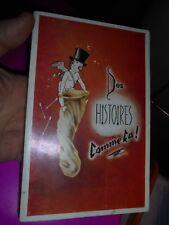 Des Histoires comme ça !  Professeur Gagey Roland J Domino L.I.R L'Hay les Roses