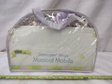 Kids Line Gossamer Wings Musical Mobile pink green white purple yellow gift
