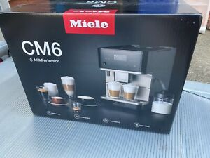 New Miele CM 6360 Free standing Bean to cup coffee Machine drinks maker